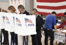 registered voters