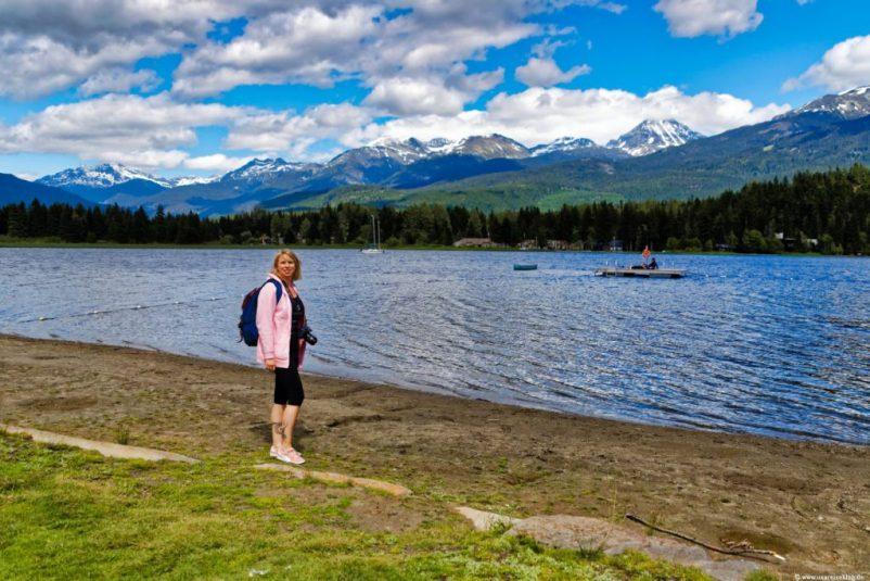 Kanada Sommer 2018 Von Calgary nach Vancouver