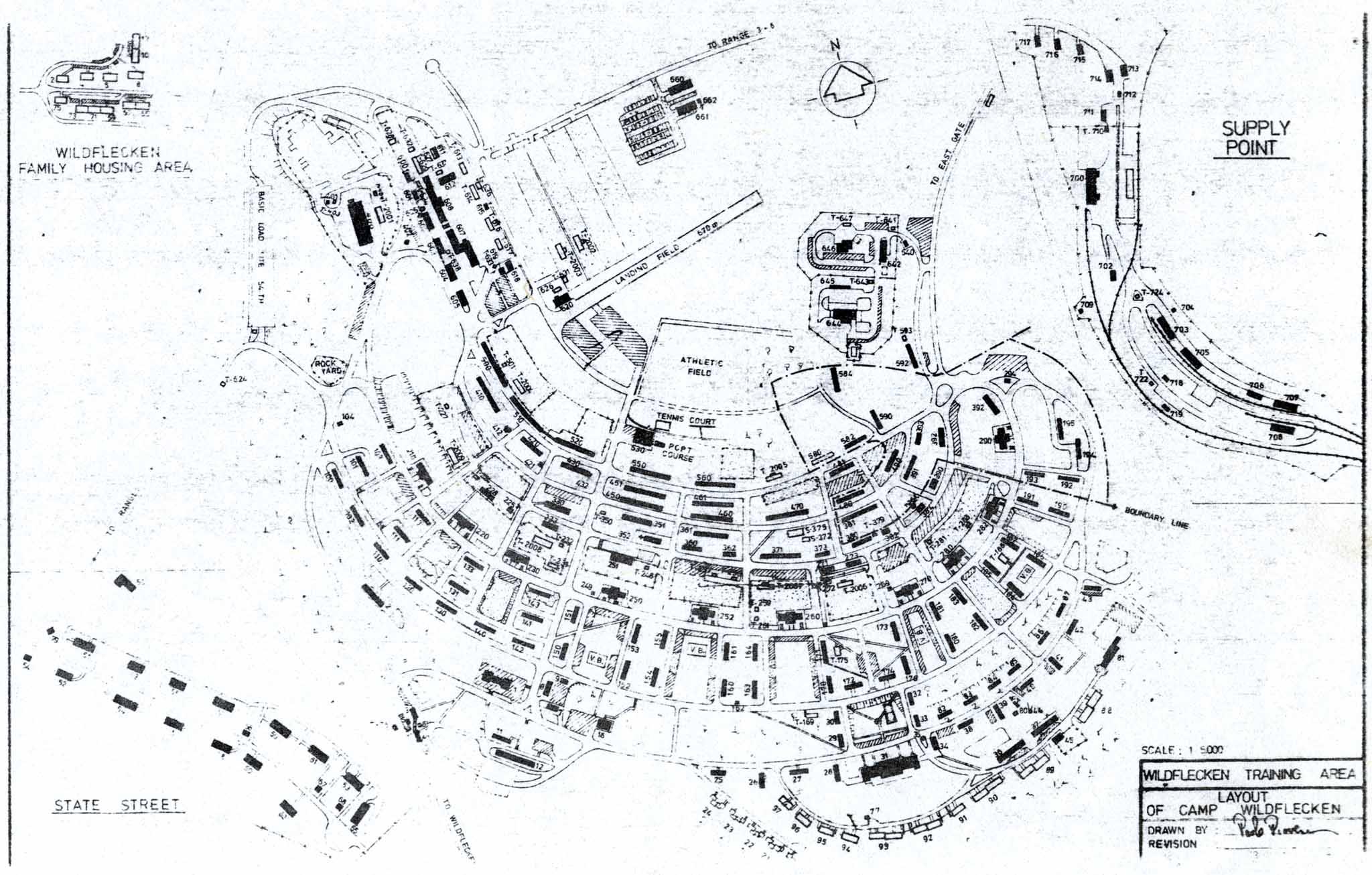 Usareur Installation Maps