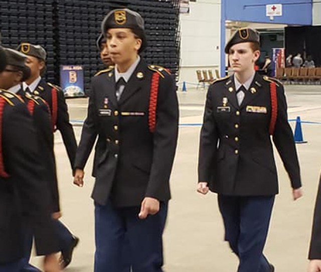 Official Website Of The U S Army Jrotc