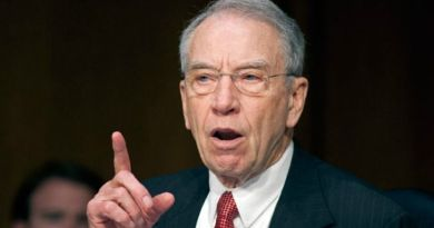 Sen. Chuck Grassley Demand Answers About Immigrants Involved In Brutal Raping