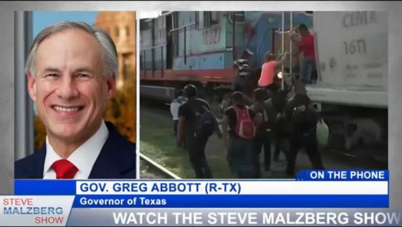 Gov. Abbott: Will Sign Legislation That Could Put Sheriffs of Sanctuary Cities in Jail