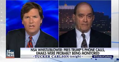 NSA Whistleblower On Tucker Carlson Tonight: Trump Was Right On Wiretap Bill Binney