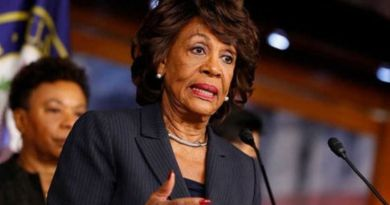 Insane!! Watch Maxine Waters Says Trump Voters Aren't As Patriotic As Democrats
