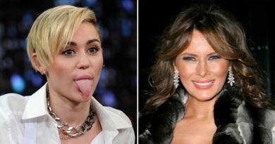 Miley Cyrus Attacks Dolce & Gabbana And Melania Trump