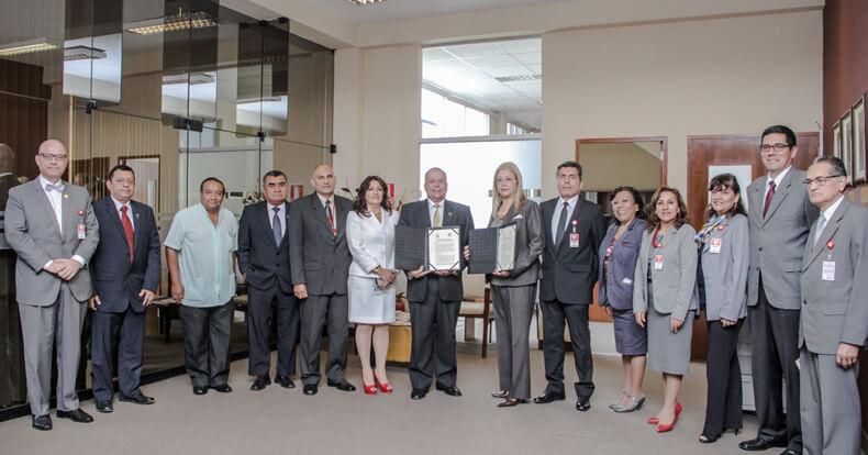 ONG Calidad de Vida Internacional  y USAT firman convenio