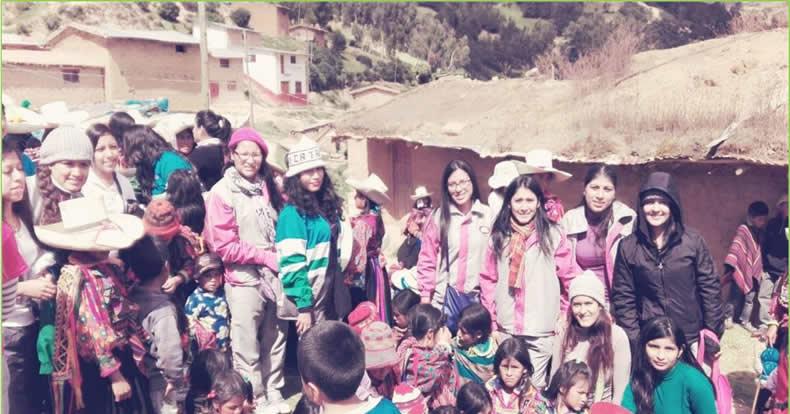 Niños de Inkawasi participan en Proyecto de Habilidades Sociales organizado por Educación USAT