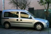 Opel Combo Metano trasporto disabile