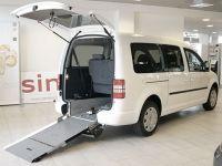 Volkswagen Caddy DISABILI 2015 pianale ribassato