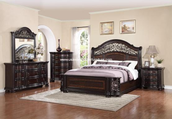 Allison B366 Bedroom Set