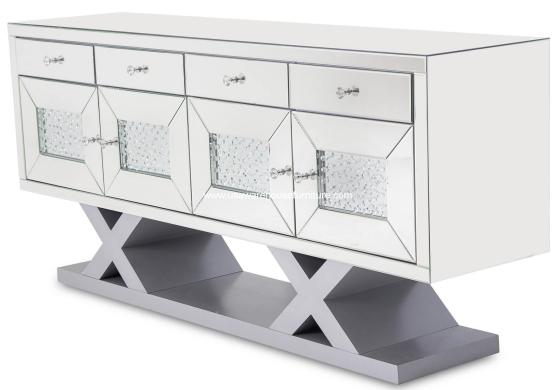Montreal Mirrored Accent Sideboard