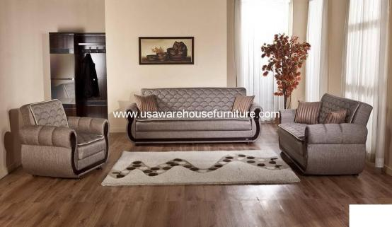 Argos Sofa Bed In Brown