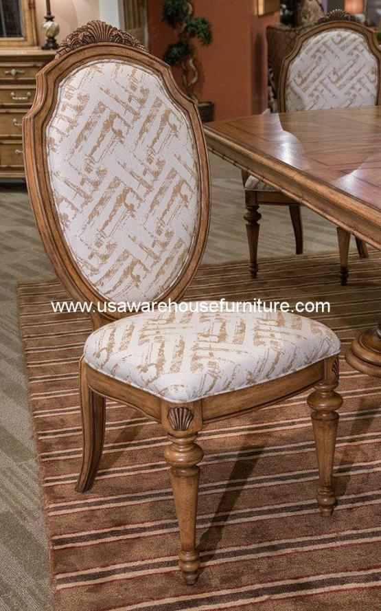 Michael Amini Excursions Dining Side Chair (