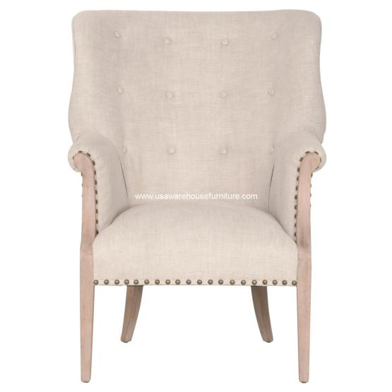 Lawrence Upholstered Club Chair