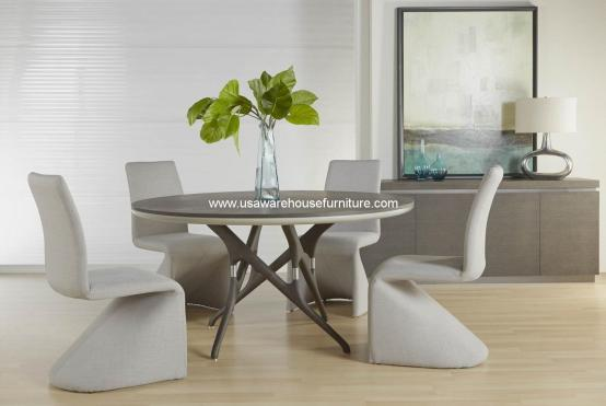 Banyan Round Dining Set With Galla Chair