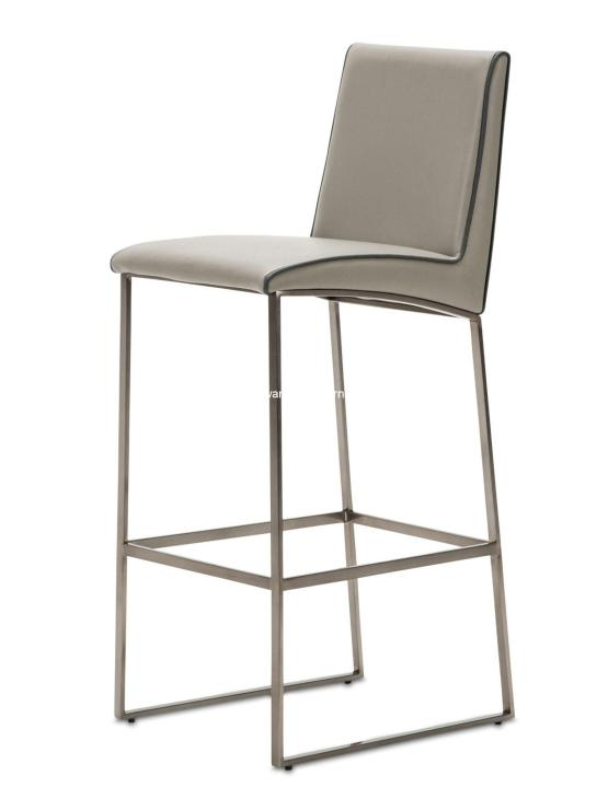 Michael Amini Metro Lights Bar Stool