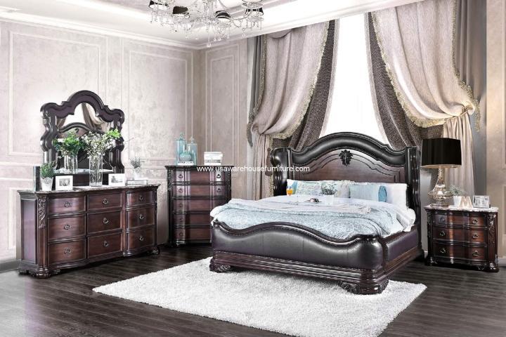 Arcturus Traditional Bedroom Set