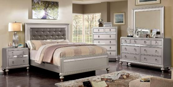4 Piece Avior Bedroom Set