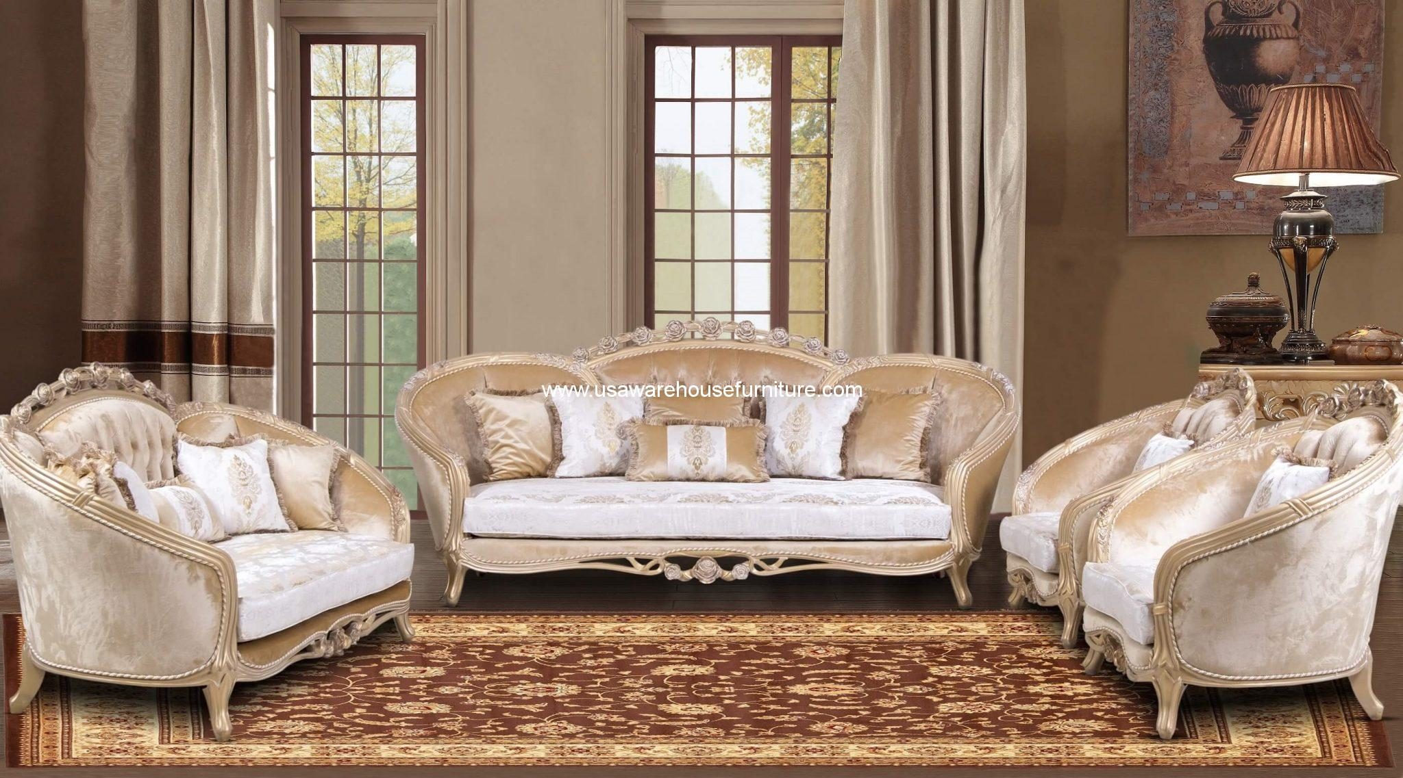 Valentina Sofa Set