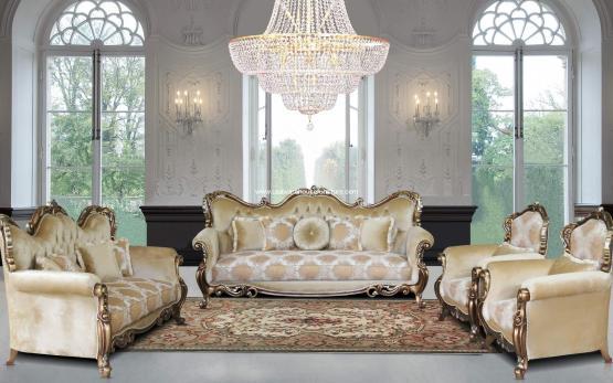 Tiziano Sofa Set