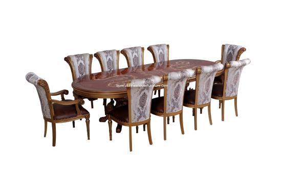 11 Piece Maggiolini Dining Set