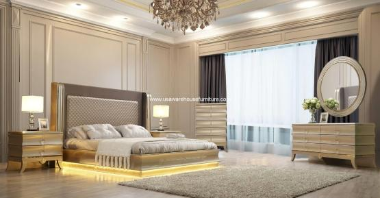 HD-925 Bedroom Set