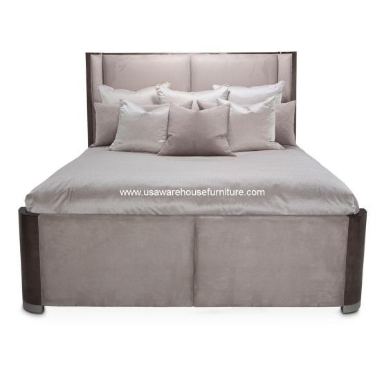 Micheal Amini Roxbury Park bed