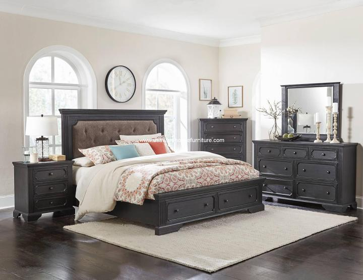 4 Piece Bolingbrook Bedroom Set