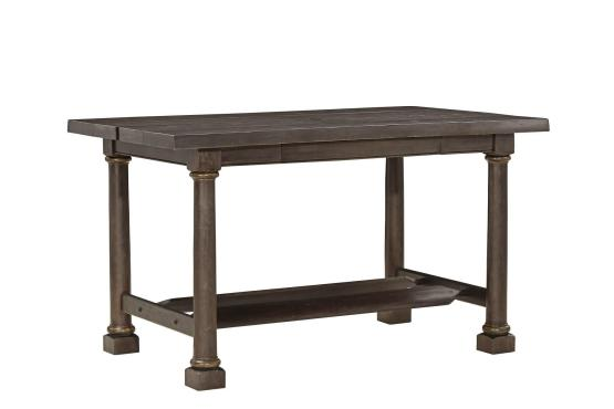 Counter Height Live Edge Activity Table