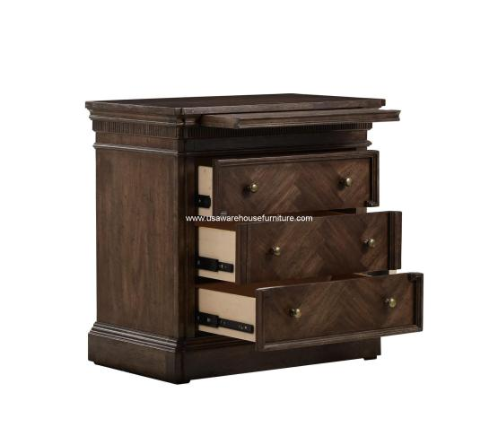 Shadoweave Nightstand