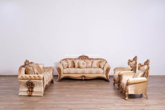 Emperador II Sofa Set