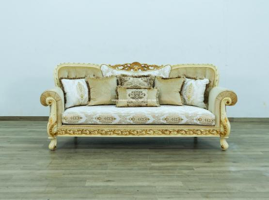 Fantasia Sofa Gold