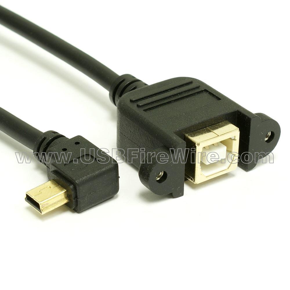 Pin Cable 0 2 Usb 4 B Mini