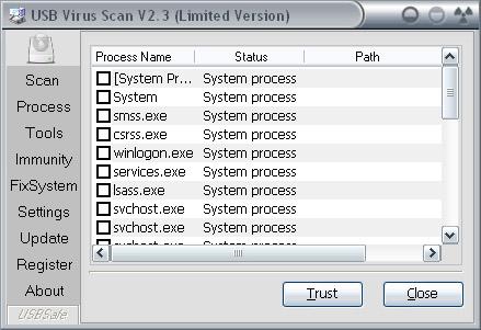 USBProcess