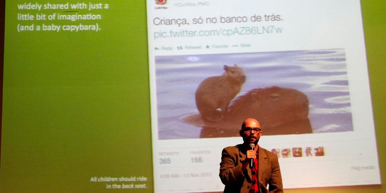 """""""A vanguarda não é um lugar confortável"""", Álvaro Borba fala sobre o projeto inovador da Prefeitura Municipal de Curitiba"""
