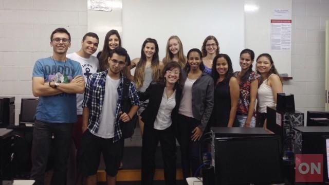 Oficina sobre Lei de Acesso à Informação reúne alunos de Comunicação da USC