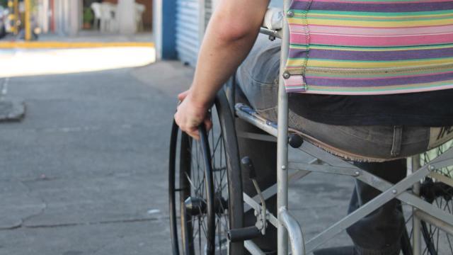 A Questão da acessibilidade vai além de rampas e acessos, ela se relaciona com o próprio direito de ir e vir. (Foto: Guilherme Dorini)