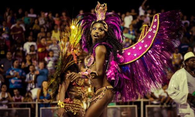 30 imagens marcantes das escolas de samba de Bauru