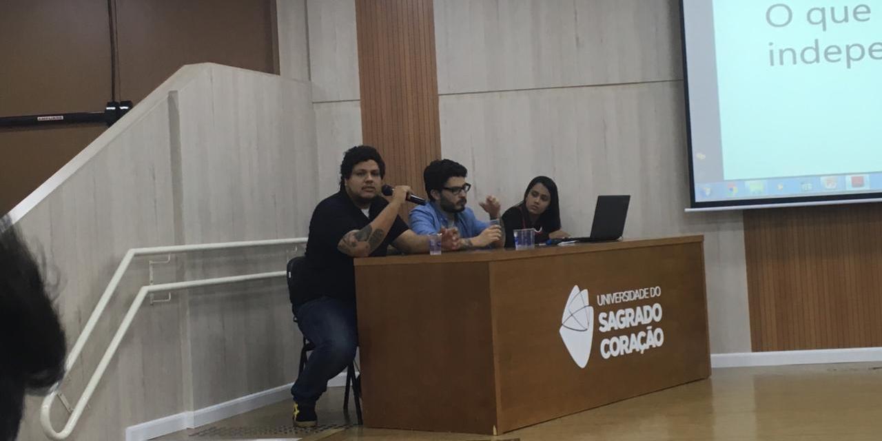 Jornalismo em Pauta:  Lula Bastos e o jornalismo independente