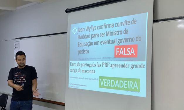 RP Comunica promoveu palestra sobre Educação Política aos alunos da Unisagrado