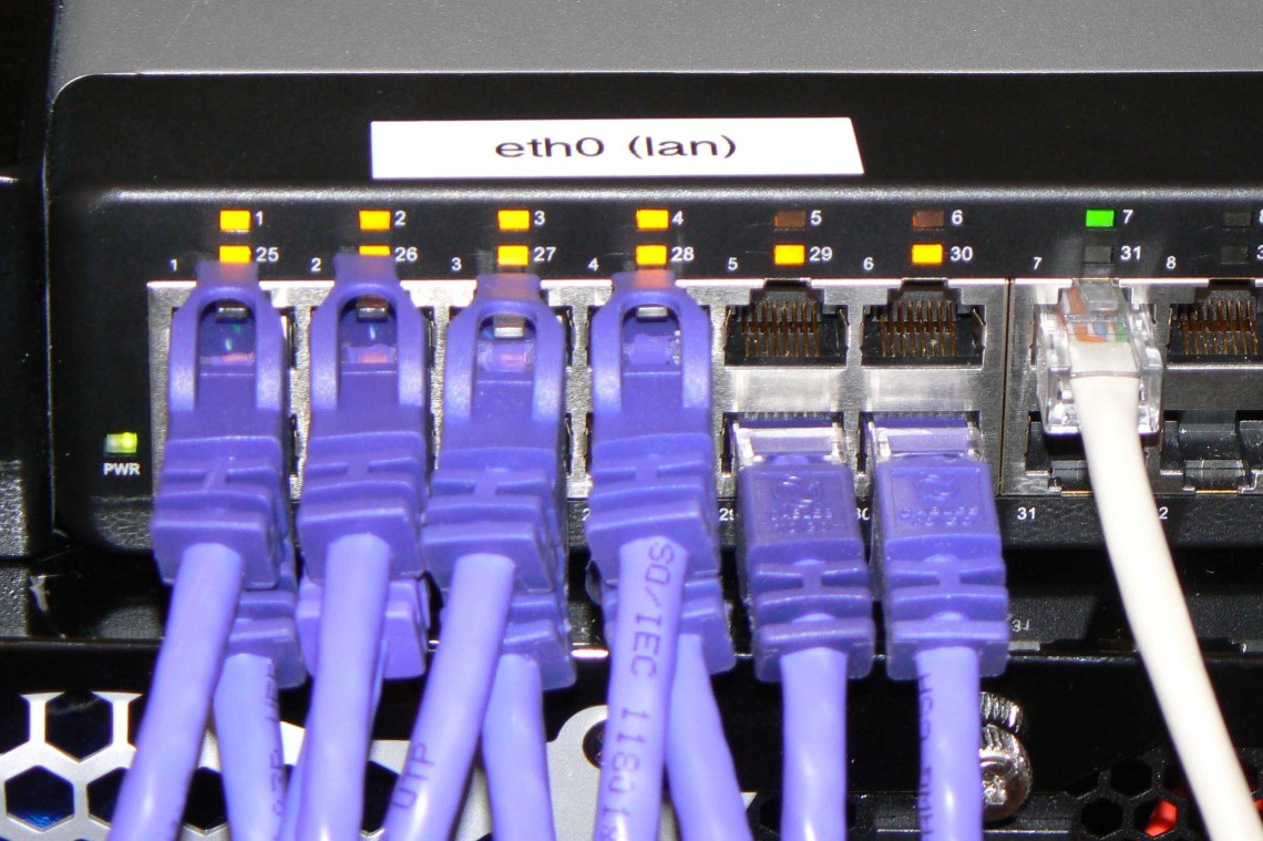 Dunwoody GA Professional Onsite Voice & Data Network Cabling Services