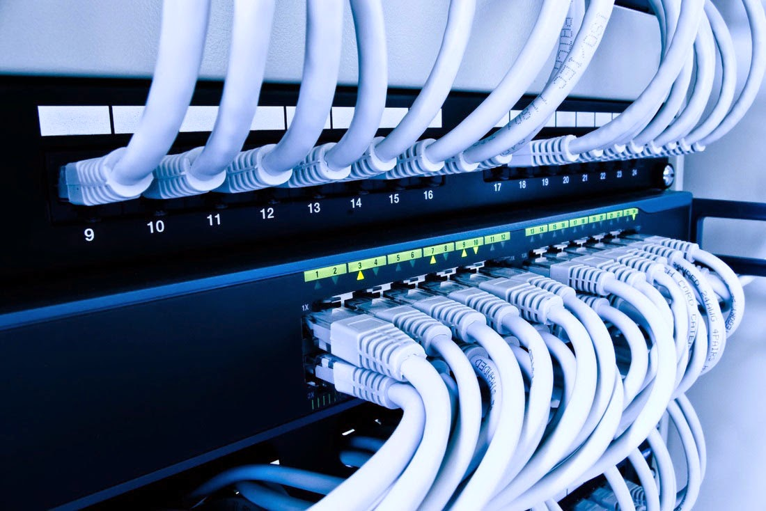 Homewood IL Professional Voice & Data Network Cabling Services