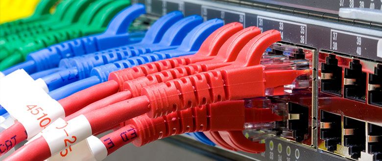 Ligonier Indiana Top Rated Voice & Data Network Cabling Services Contractor