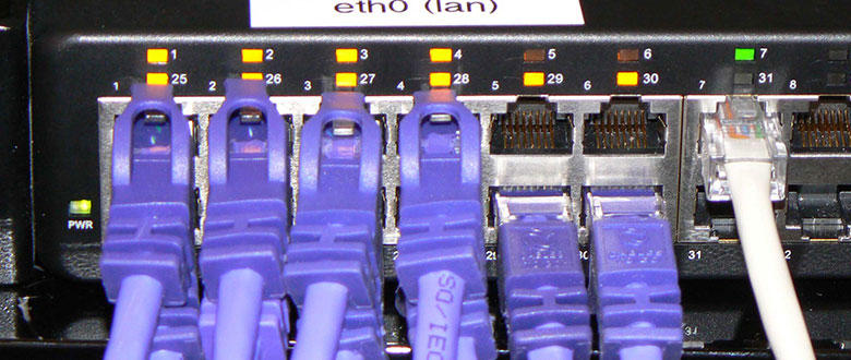 Cocoa Beach Florida High Quality Voice & Data Network Cabling   Solutions Contractor