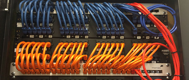Blue Springs Missouri Trusted Voice & Data Network Cabling Services Contractor