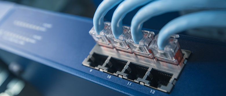 Amarillo Texas Best High Quality Voice & Data Cabling Network Services Contractor