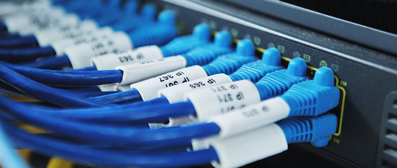 Denison Texas Most Trusted Professional Voice & Data Cabling Network Services Contractor