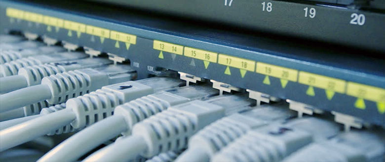 East Cleveland Ohio High Quality Voice & Data Network Cabling Solutions Contractor