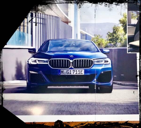 2021 BMW 5 Series Facelift Reviews