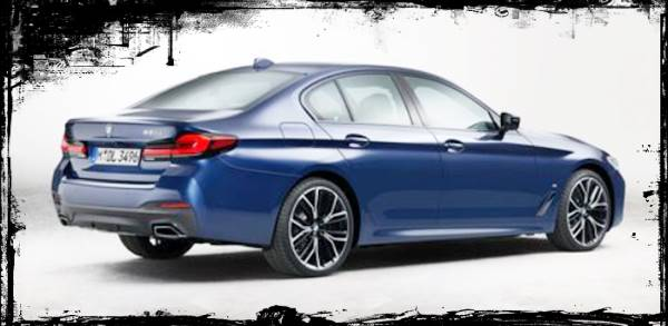 BMW 5 Series Facelift 2021 Release Date